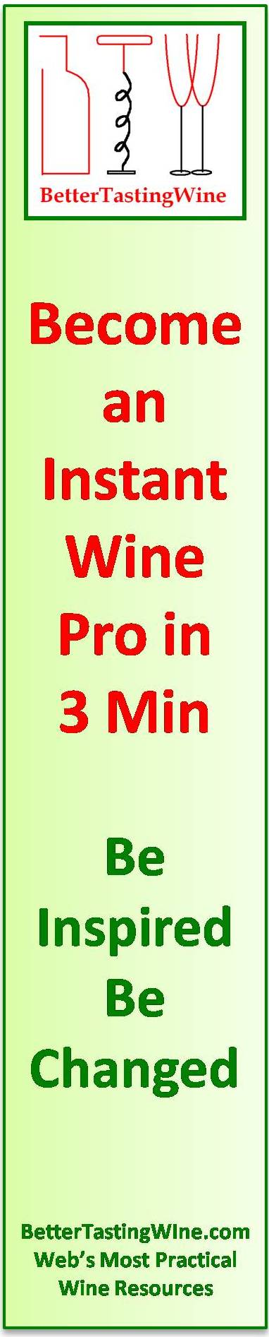 Become an Instant Wine Pro in 3 Minutes