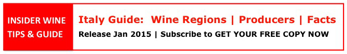 Subscribe to be a BetterTastingWine Wine Insider
